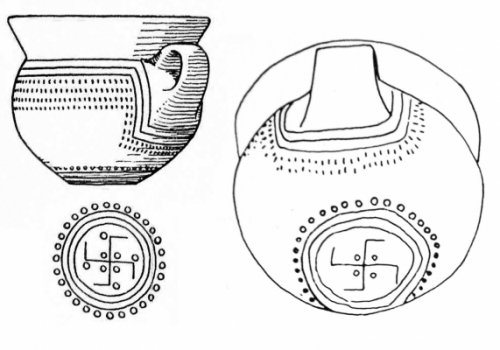 THE SWASTIKA MOTIF IN THE CENTRAL MEDITERRANEAN DURING THE EARLY BRONZE AGE