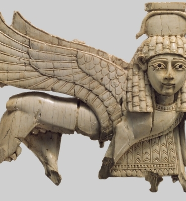 ORIENTALIZING ARCHITECTURE: PRINIAS, 'AIN DĀRĀ AND HITTITE ECHOES IN GREEK ARCHITECTURAL SCULPTURE