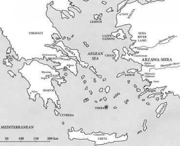 The Kingdom of Ahhiyawa: A Hittite Perspective